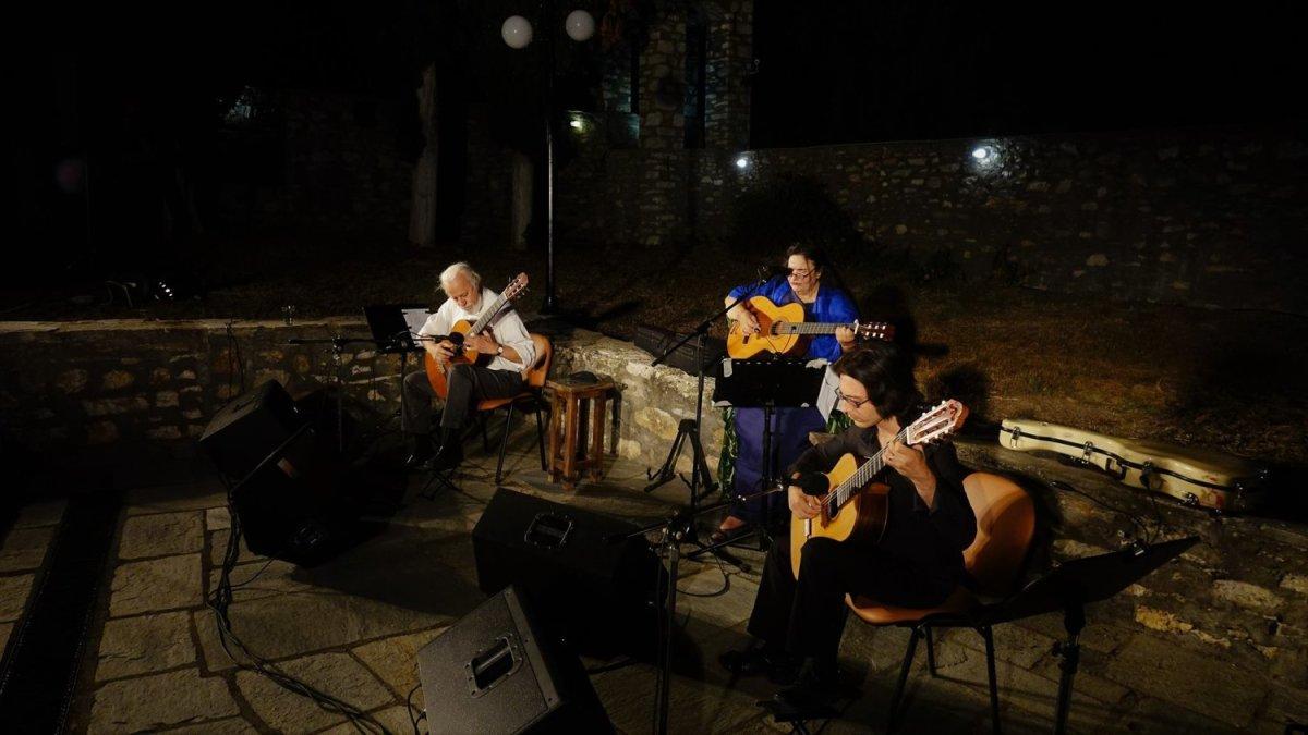 Μουσικό Φεστιβάλ Πάου από το Πανεπιστήμιο Θεσσαλίας