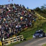 WRC: Νικητής ο Τανάκ στο Ράλι Γερμανίας