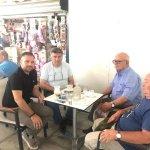 Με κατοίκους του Κεφαλόβρυσου ο Κατσιαντώνης