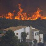 Ισπανία: Οι μεγαλύτερες πυρκαγιές της τελευταίας 5ετίας