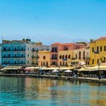 Μεθυσμένη τουρίστρια… βούτηξε στο ενετικό λιμάνι των Χανίων
