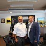 Συνάντηση Μπακούρα με Αρβανιτίδη