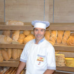 Γιώργος Μπαλαής: «Ζυμώνει» τη ζωή με επιτυχία