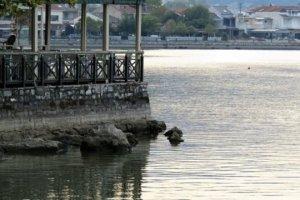 Στεγνώνει η λίμνη Ιωαννίνων