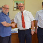 Πρωτόκολλο συνεργασίας ΤΕΙ Θεσσαλίας και Κτηνιατρικής