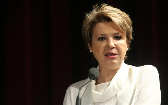 Γεροβασίλη: Αυτά που ανακοίνωσε ο πρωθυπουργός στη ΔΕΘ θα γίνουν πράξη