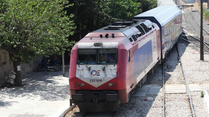 Εκτροχιάστηκε τρένο στον Μπράλο - Μεγάλη ταλαιπωρία για 600 επιβάτες