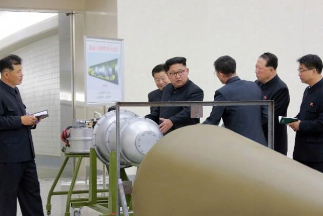 Τί πρότεινε ο Βορειοκορεάτης ηγέτης Κιμ για πυρηνικές εγκαταστάσεις της χώρας του