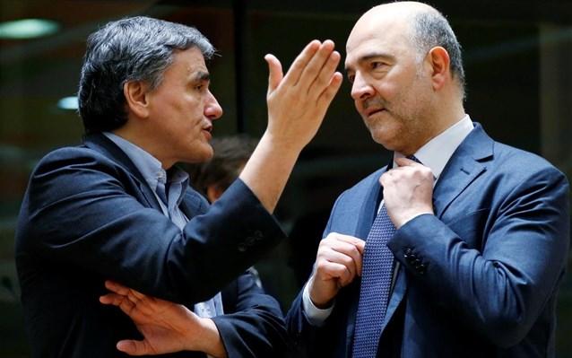 «Καυτό» Eurogroup σήμερα για δόση, εποπτεία και χρέος