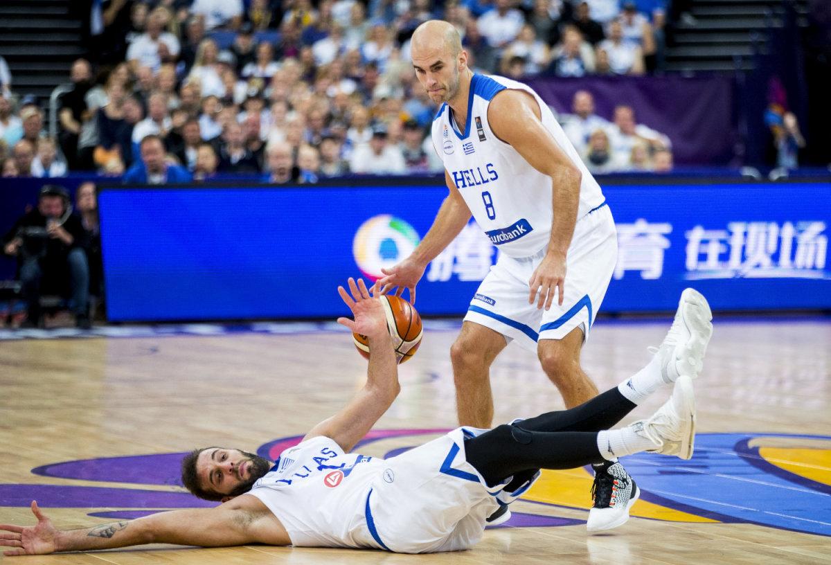 Eurobasket: Εθνική… απογοήτευση