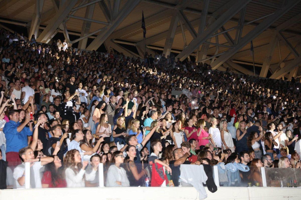 Συναυλίας συνέχεια στο AEL FC ARENA…