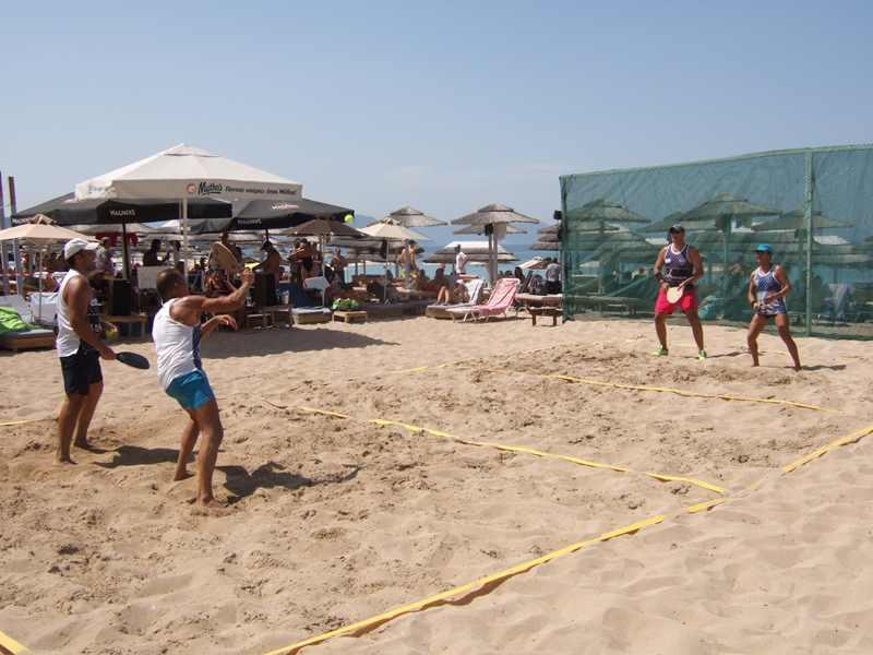 Έπεσε η αυλαία των επίσημων OPEN αγώνων Beach-Racket για το έτος 2017
