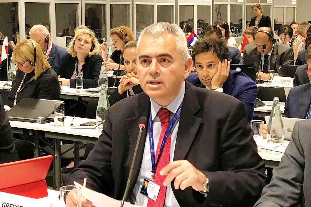 Στον Επίτροπο Γεωργίας οι ενστάσεις για τσίπουρο