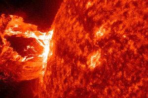 Η πιο ισχυρή ήλιακή έκλαμψη εδώ και 12 χρόνια