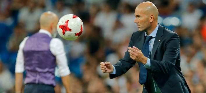 Ζιντάν: «Αν δεν γινόμουν ποδοσφαιριστής, θα ήμουν ντελιβεράς»