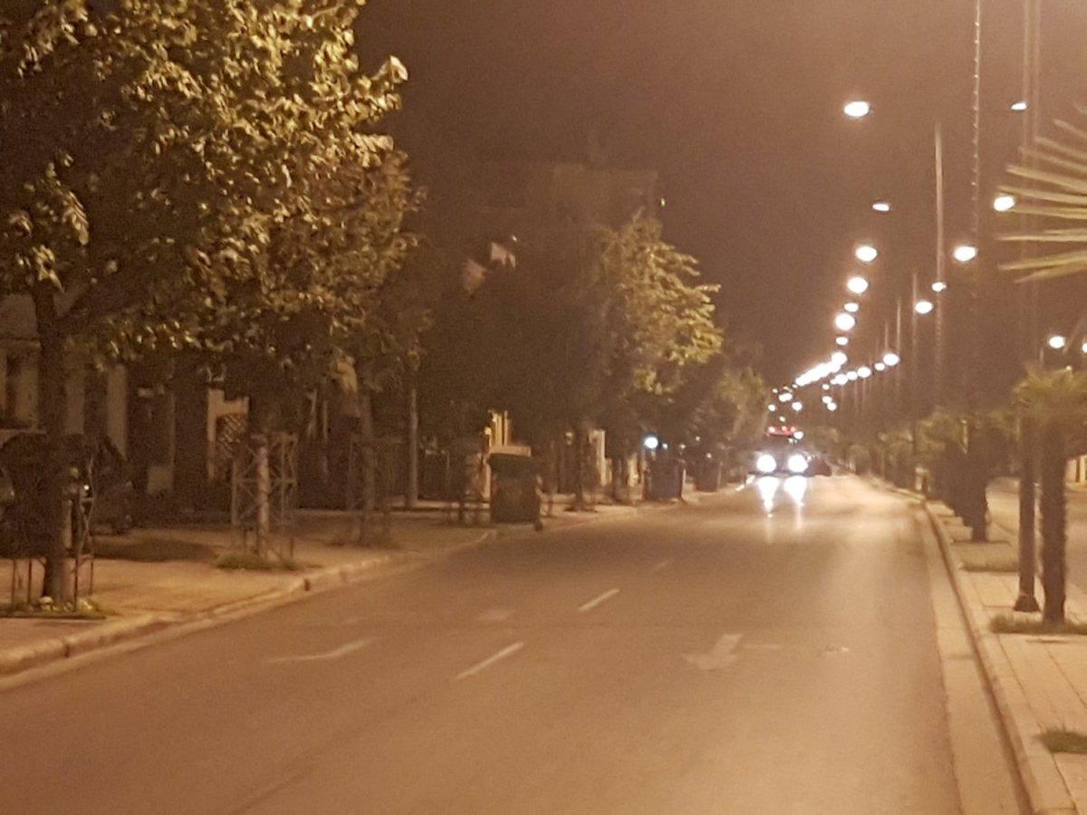 Συναγερμός τα ξημερώματα από διαρροή υγραερίου από βυτιοφόρο στη Λάρισα - Κλειστή για 3 ώρες η οδός Σαρίμβεη