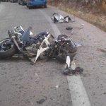 Νεκρός 32χρονος μοτοσικλετιστής σε τροχαίο