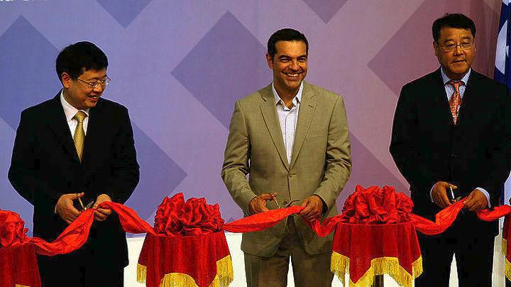 «Ενισχύθηκαν τελευταία οι σχέσεις Ελλάδας-Κίνας…»