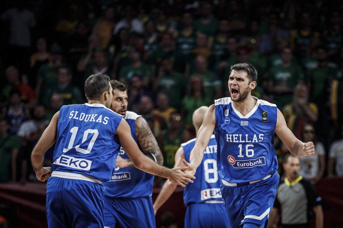 Στους «8» η Εθνική μας στο Eurobasket