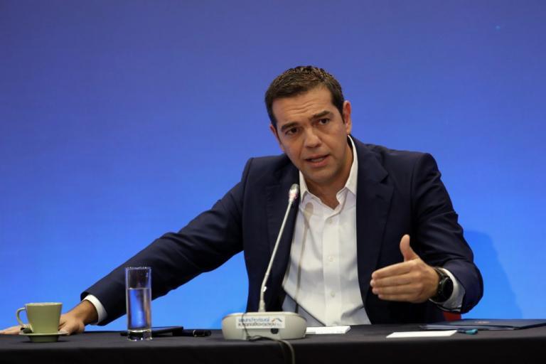 Τσίπρας: «Νιώθω δικαιωμένος για το νομοσχέδιο για τα ΜΜΕ»
