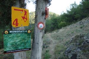 2ος ορειβατικός αγώνας Τσαριτσάνης