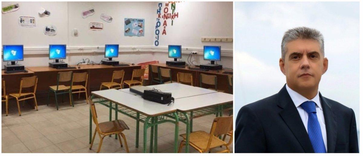 Ψηφιακό εξοπλισμό αποκτούν Νηπιαγωγεία, Δημοτικά, Γυμνάσια και Λύκεια της Θεσσαλίας