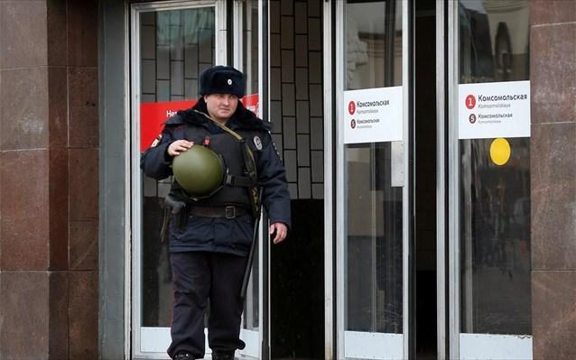 Συναγερμός στη Μόσχα για πληροφορίες περί εκρηκτικών μηχανισμών σε επτά κτήρια