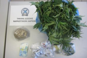 Ελασσόνα: 52χρονος συνελήφθη για ναρκωτικά