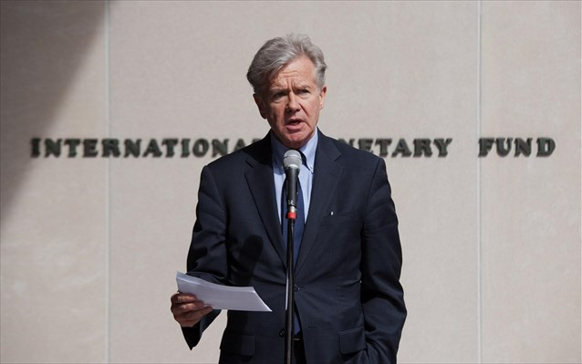 Επιμένει για τις τράπεζες το ΔΝΤ
