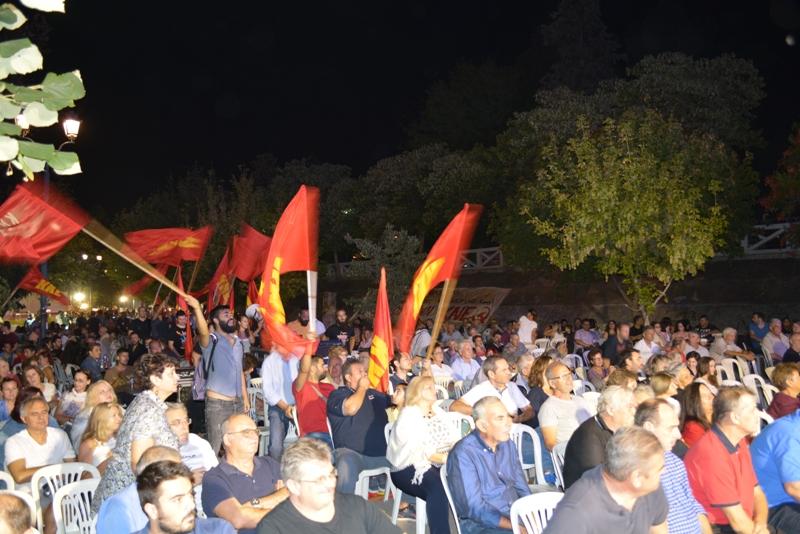 Φεστιβάλ ΚΝΕ – «Οδηγητή» στη Λάρισα