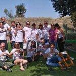 Εθελοντές «ομόρφυναν» το 10ο – 48ο Νηπιαγωγείο Λάρισας