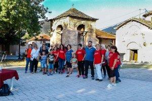 Επίσκεψη σε Κοκκινόγη, Δολίχη και Πύθιο