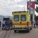 Σοβαρό τροχαίο στη Λαμία: Φορτηγό παρέσυρε οδηγό του ΚΤΕΛ