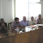 Με φορείς του Τυρνάβου συναντήθηκε ο ΣΥΡΙΖΑ Λάρισας