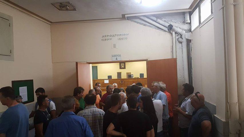 Επτά πλειστηριασμοί ακινήτων σήμερα στη Λάρισα