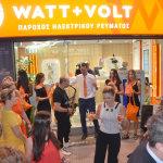 Λαμπρά εγκαίνια για το νέο κατάστημα της WATT & VOLT στη Λάρισα (φωτό)