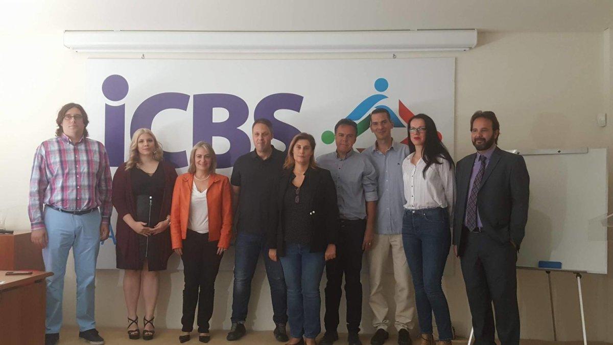 Ημέρα καριέρας από το ICBS LARISSA BUSINESS COLLEGE
