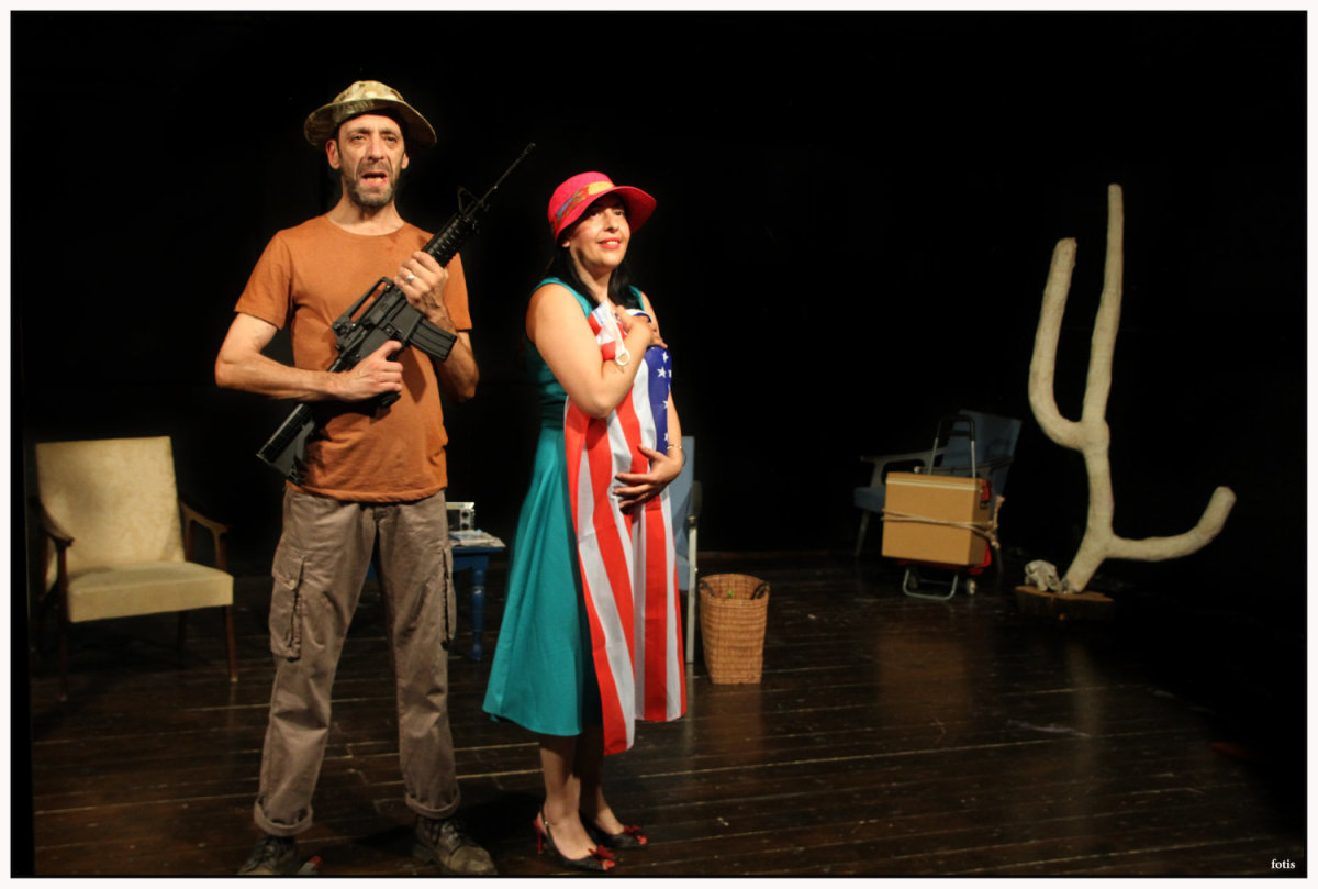 Το έργο «Αριζόνα» ανεβάζει η «Ονείρων Θαύματα» στο Θέατρο ΟΥΗΛ