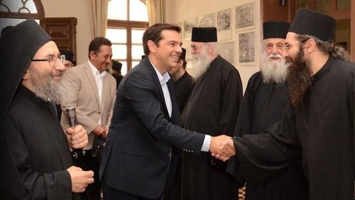 Το Άγιον Όρος θα επισκεφθεί ο Αλέξης Τσίπρας