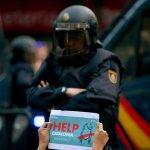 Ισπανία: Ενισχύεται η αστυνομική παρουσία στην Καταλωνία