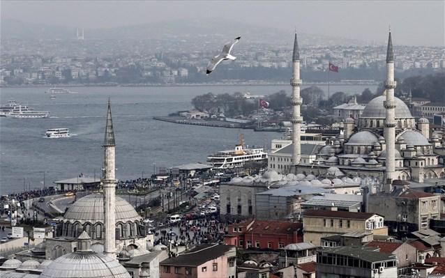 Τουρκία: Παραιτήθηκε ο δήμαρχος Κωνσταντινούπολης