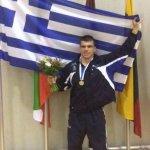 «Χρυσός» στο Παγκόσμιο ο Πρεβολάκης