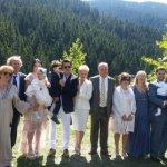 Βάφτισαν τη κόρη τους Γιώργος Βλαχογιάννης – Νάντια Βόπη