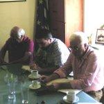 Τι συζήτησαν στελέχη του ΣΥΡΙΖΑ στον Δ. Αγιάς
