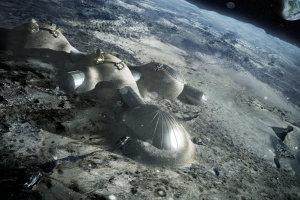 Σχεδιάζουν… χωριό για τη διαμονή κατοίκων στη Σελήνη