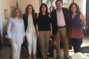 Επίσκεψη ΣΥΡΙΖΑ στην Περιφερειακή Διευθύντρια Εκπαίδευσης Θεσσαλίας