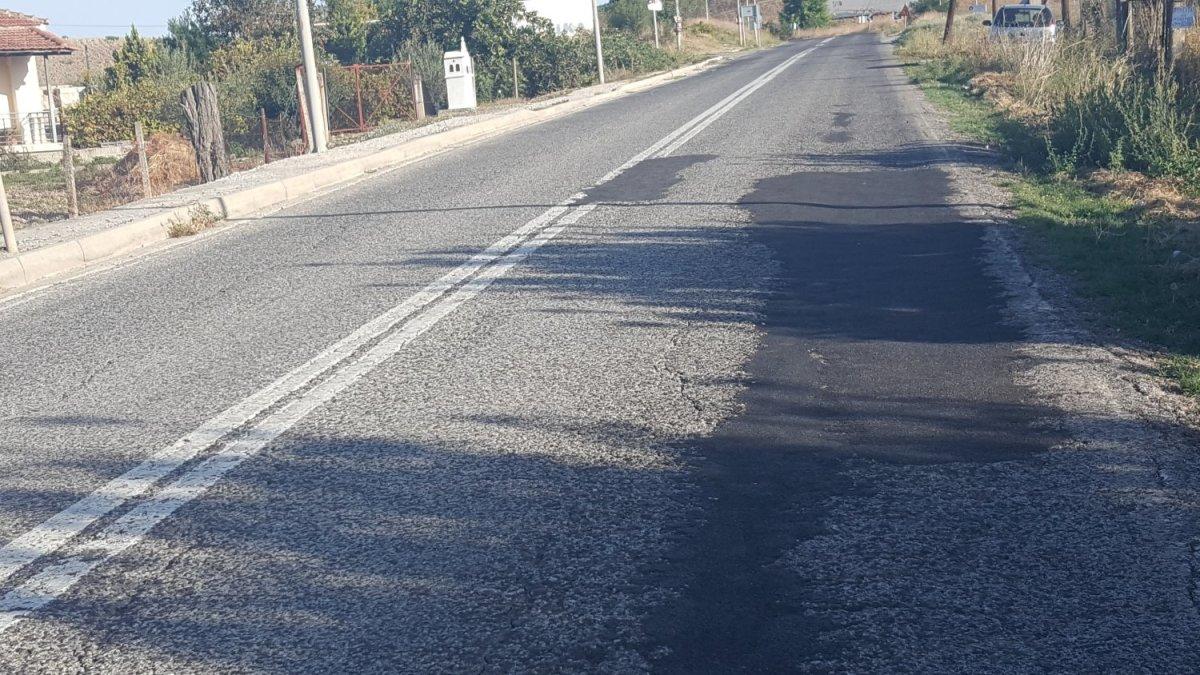 Κινητοποίηση για την ανακατασκευή του δρόμου Λάρισας – Φαρσάλων
