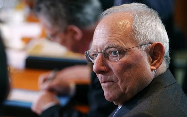 Προβληματισμός στο Βερολίνο για τον διάδοχο του Βόλφγκανγκ Σόιμπλε