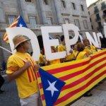 Καταλονία: Χιλιάδες διαδηλωτές ζητούν ανεξαρτησία