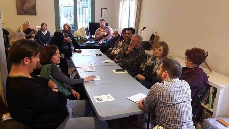 Εκκίνηση με Μ. Καραγάτση για τη Λέσχη Ανάγνωσης των Ενεργών Πολιτών Λάρισας